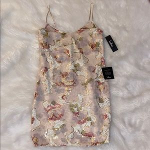Lulu's Dresses - lulu's sequin mini shift dress
